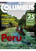 Columbus Travel Magazine 26, iOS & Android  magazine