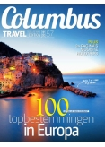 Columbus Travel Magazine 57, iOS & Android  magazine