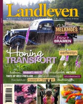 Landleven 6, iOS & Android  magazine