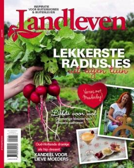 Landleven 4, iOS & Android  magazine