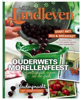 Landleven 5, iOS & Android  magazine