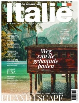 De Smaak van Italië 5, iOS & Android  magazine