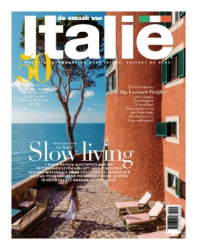De Smaak van Italië 4, iOS & Android  magazine