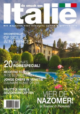 De Smaak van Italië 5, iOS, Android & Windows 10 magazine