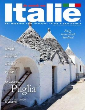 De Smaak van Italië 1, iOS & Android  magazine