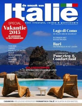 De Smaak van Italië 1, iOS, Android & Windows 10 magazine
