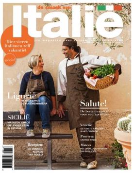 De Smaak van Italië 2, iOS & Android  magazine