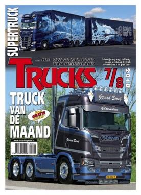 Trucks Magazine 7, iOS & Android  magazine