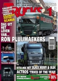 Trucks Magazine 1, iOS, Android & Windows 10 magazine