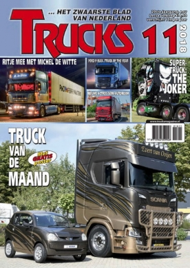 Trucks Magazine 11, iOS & Android  magazine