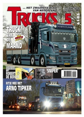 Trucks Magazine 5, iOS & Android  magazine