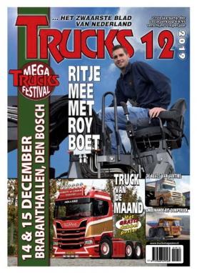 Trucks Magazine 12, iOS & Android  magazine