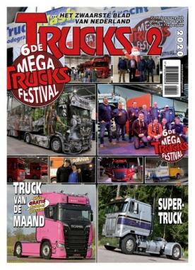 Trucks Magazine 2, iOS & Android  magazine