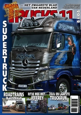 Trucks Magazine 11, iOS, Android & Windows 10 magazine