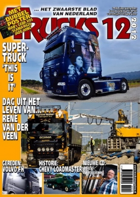 Trucks Magazine 12, iOS, Android & Windows 10 magazine