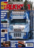 Trucks Magazine 1, iOS & Android  magazine