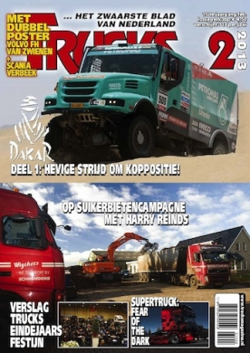Trucks Magazine 2, iOS, Android & Windows 10 magazine