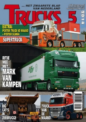Trucks Magazine 5, iOS & Android  magazine