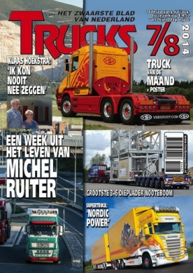 Trucks Magazine 7, iOS, Android & Windows 10 magazine