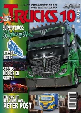 Trucks Magazine 10, iOS & Android  magazine
