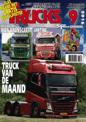 Trucks Magazine 9, iOS & Android  magazine