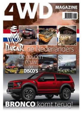 4WD Magazine 2, iOS & Android  magazine