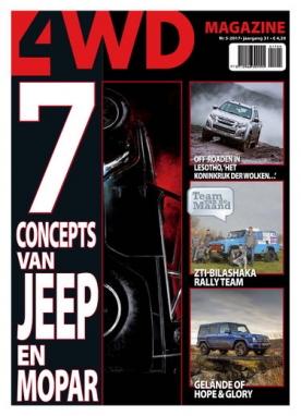 4WD Magazine 5, iOS, Android & Windows 10 magazine