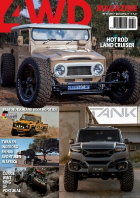 4WD Magazine 11, iOS, Android & Windows 10 magazine