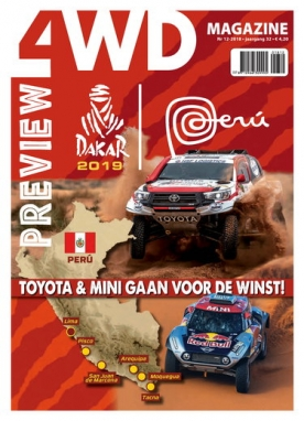 4WD Magazine 12, iOS & Android  magazine