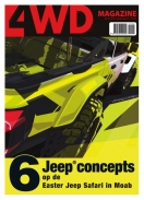 4WD Magazine 5, iOS & Android  magazine