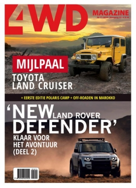 4WD Magazine 11, iOS & Android  magazine
