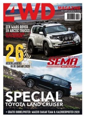 4WD Magazine 1, iOS & Android  magazine