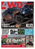 4WD Magazine 3, iOS & Android  magazine