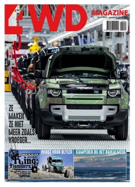 4WD Magazine 4, iOS & Android  magazine