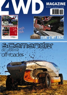 4WD Magazine 9, iOS & Android  magazine