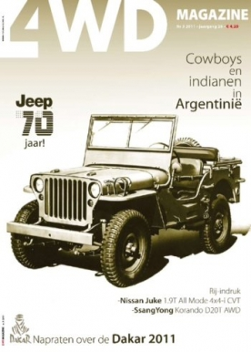 4WD Magazine 3, iOS & Android  magazine