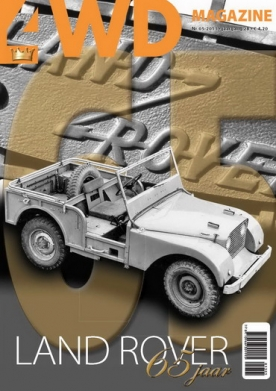 4WD Magazine 5, iOS & Android  magazine