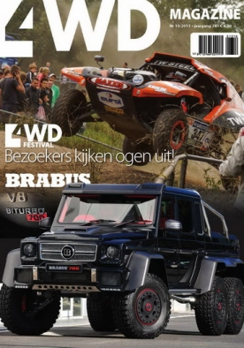 4WD Magazine 10, iOS & Android  magazine