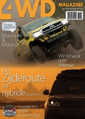 4WD Magazine 2, iOS, Android & Windows 10 magazine