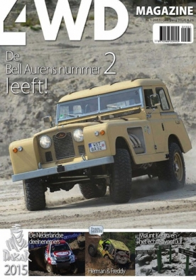 4WD Magazine 1, iOS & Android  magazine