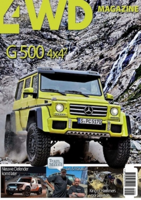 4WD Magazine 4, iOS & Android  magazine