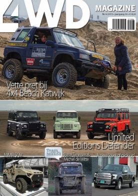 4WD Magazine 6, iOS & Android  magazine