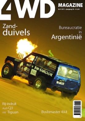 4WD Magazine 9, iOS, Android & Windows 10 magazine