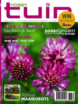 Hobbytuin  3, iOS & Android  magazine