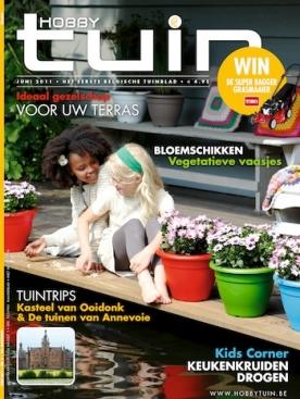 Hobbytuin  6, iOS & Android  magazine