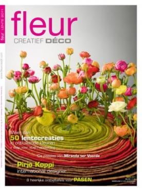 Fleur Creatief 1, iOS & Android  magazine