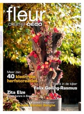 Fleur Creatief 4, iOS & Android  magazine