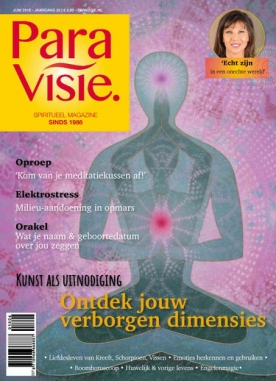 ParaVisie 6, iOS, Android & Windows 10 magazine