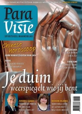 ParaVisie 2, iOS & Android  magazine