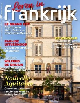 Leven in Frankrijk  1, iOS & Android  magazine